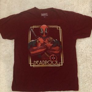 Marvels Deadpool T-shirt